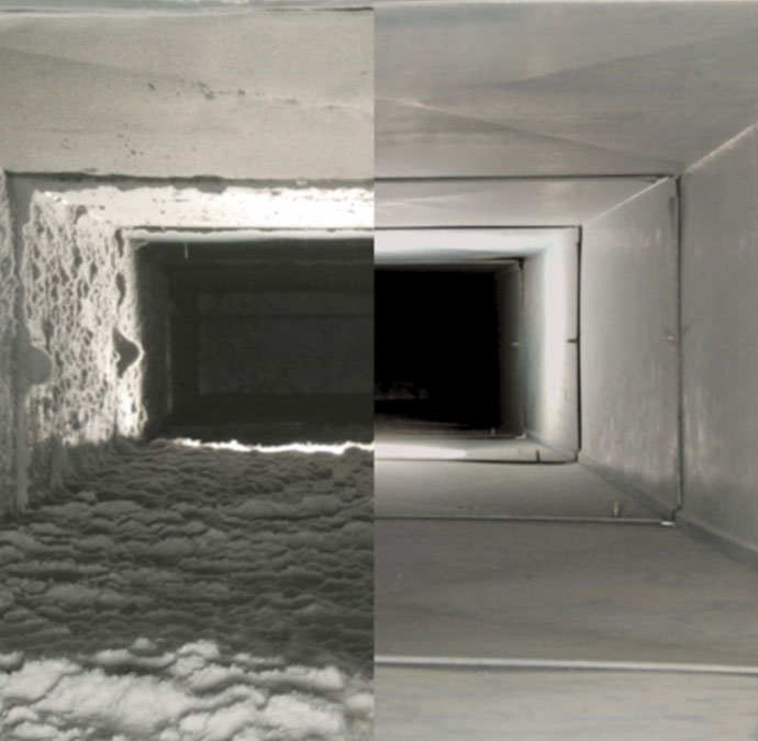 home air duct cleaning